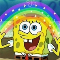 rainbowspongebob