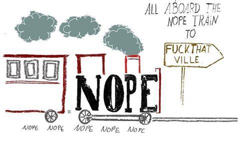 nope-train