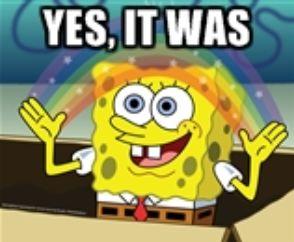 spongebob-rainbow_yes-it-was
